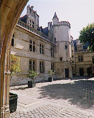 Musée du Moyen Age - thermes et hôtel de Cluny