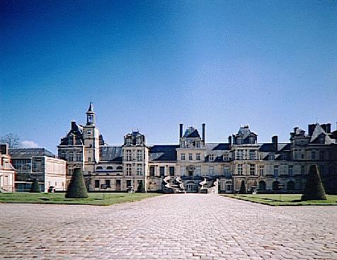 Musée national du château de Fontainebleau