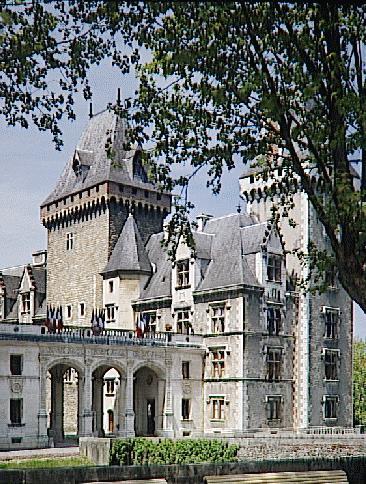Musée national du château de Pau
