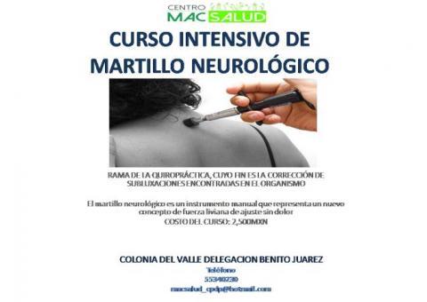 Curso de Martillo Neurológico