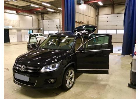 Volkswagen tiguan 20,140,4 movimiento exclusivo rline,2014, 64000 km