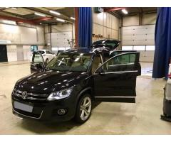 Volkswagen tiguan 20,140,4 movimiento exclusivo rline,2014, 64000 km