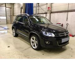 Volkswagen tiguan 20,140,4 motion exclusive rline,2014, 64000 km