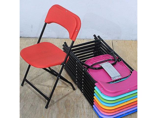 Paquete infantil de sillas y mesa plegables portal venta for Compra de sillas plegables