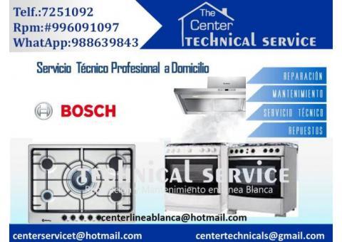 Electrodomesticos - Reparacion - Mantenimiento D SECADORAS BOSCH