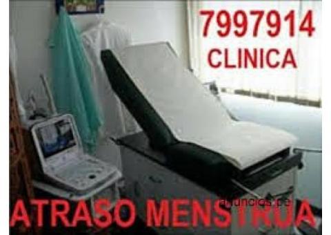 ATRASO MENSTRUAL EN CERCADO DE LIMA 799-7914