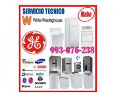 Servicio técnico de lavadoras general electric y mantenimientos