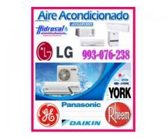 Reparación de aire acondicionado y mantenimientos 993-076-238
