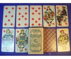 Tarot Español 11.5 x 6.5cm Referencia: 380181