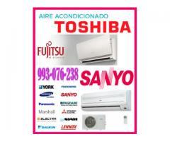 Reparación de aire acondicionado samsung  y mantenimientos 993-076-238