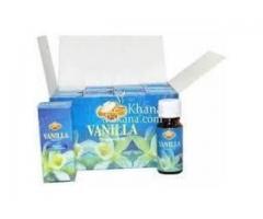 Aceites Vainilla Sac 10ml