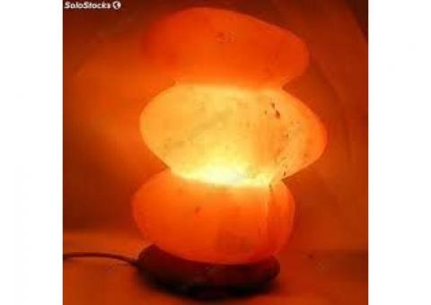 Lámpara sal Esfera Usb Cromoterapia