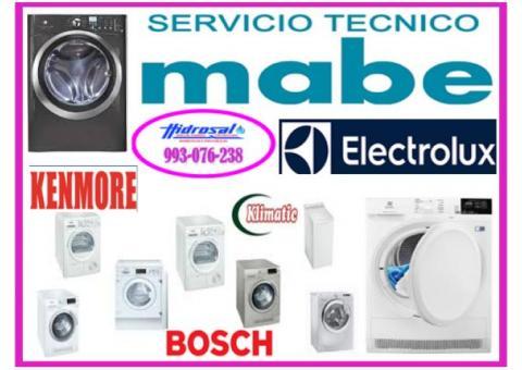 Técnicos de secadoras a gas y reparaciones