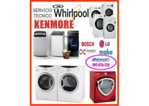 Whirlpool servicio técnico de lavadoras whirlpool 993076238