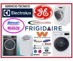 Servicio técnico de secadoras y mantenimientos