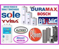Servicio tecnico de termas sole 993076238