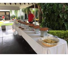 Tacos de guisados en Cuernavaca