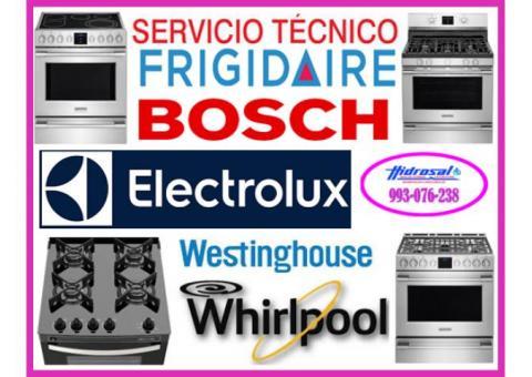 Frigidaire reparaciones de cocinas frigidaire