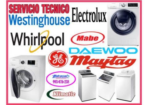Reparaciones de secadoras westinghouse 993076238