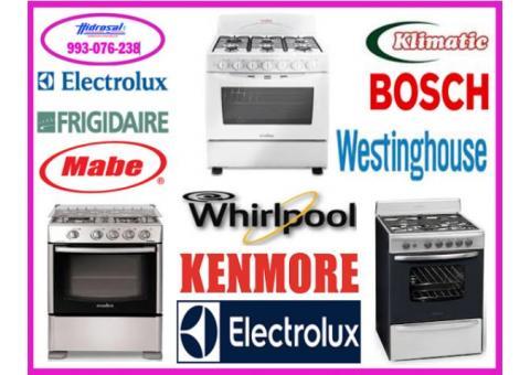 Reparaciones de cocinas klimatic 993076238