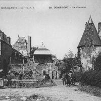 (10/24) La Chaslerie vers 1910