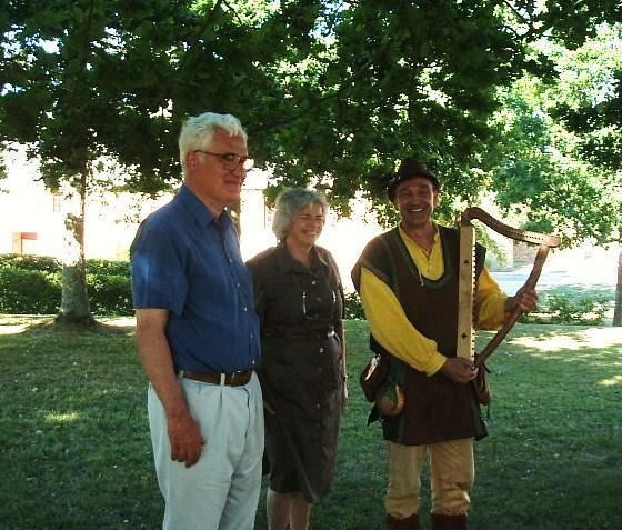 25 juillet 2010, avec le conteur Ozegan.