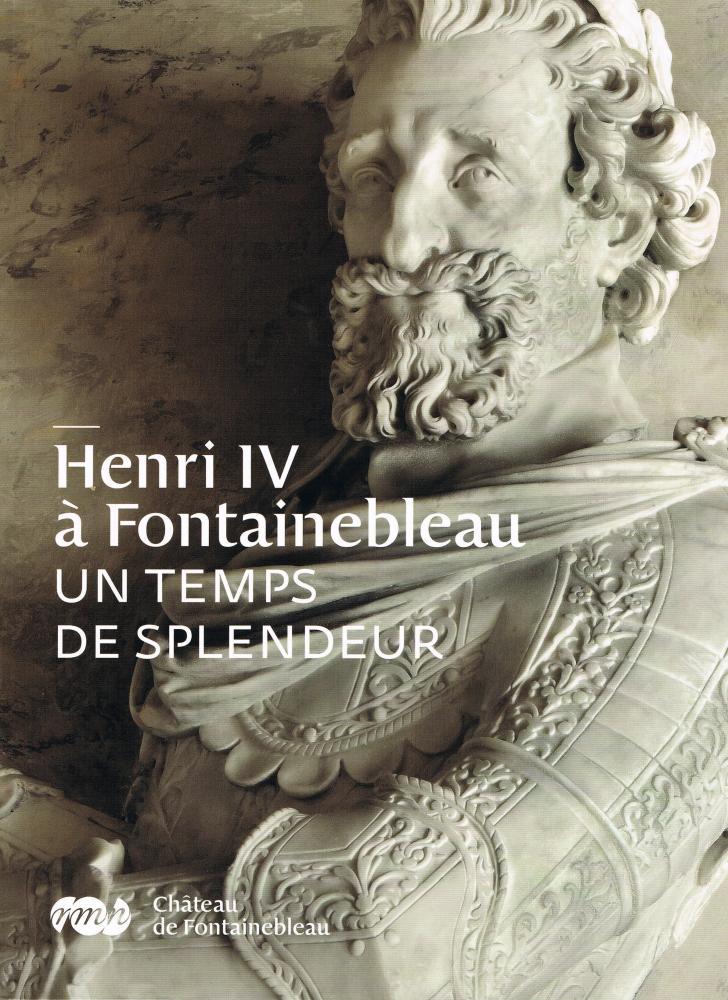 Portrait d'Henri IV à cheval par Mathieu JACQUET, provenant de la Belle Cheminée du château de Fontainebleau, deuxième salle Saint Louis.