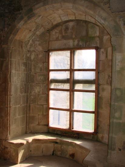Coussièges au château de Saint-Mesmin.