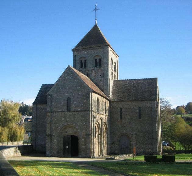 Notre-Dame-sur-l'Eau.