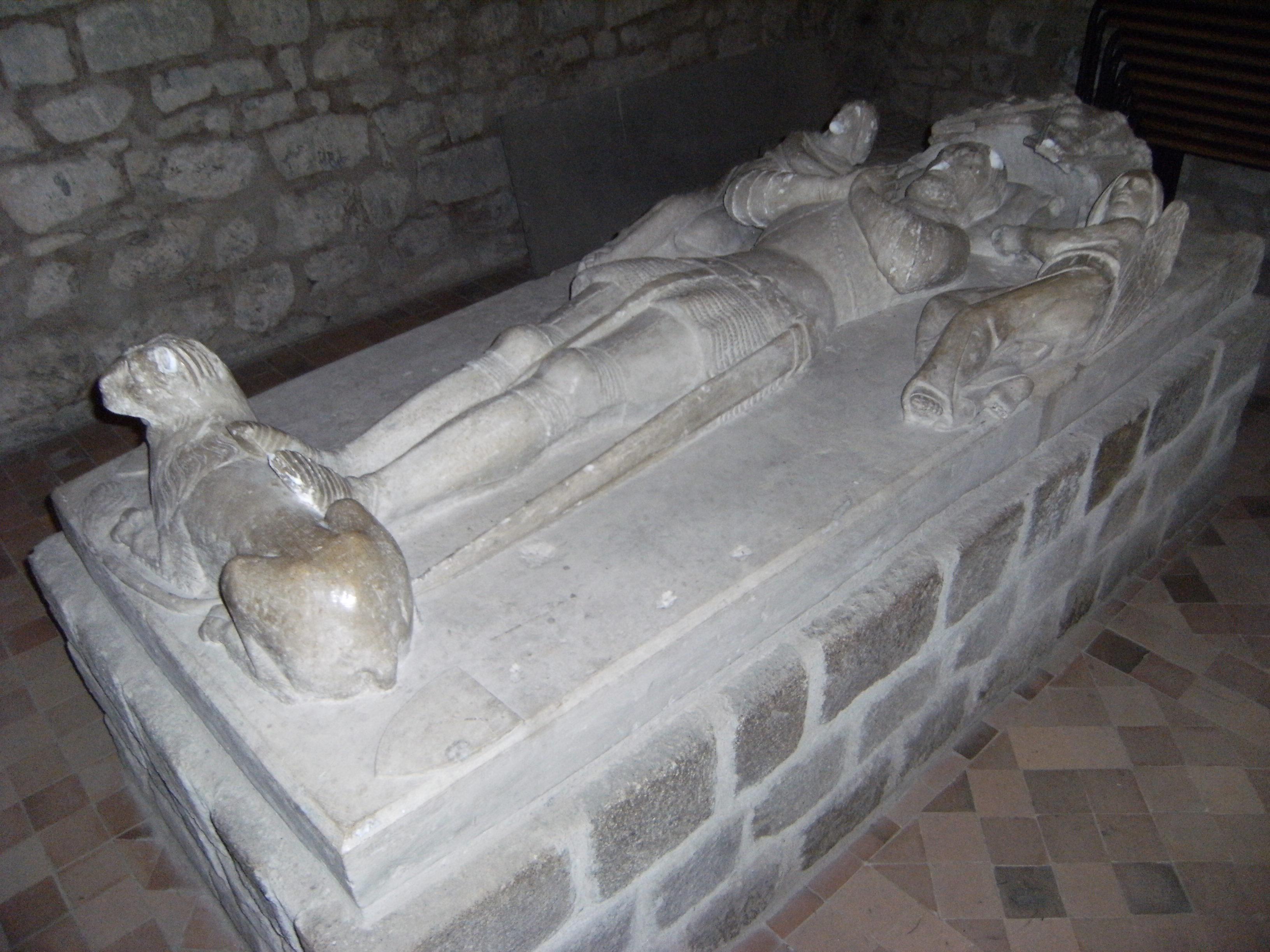 Le gisant de Pierre 1er