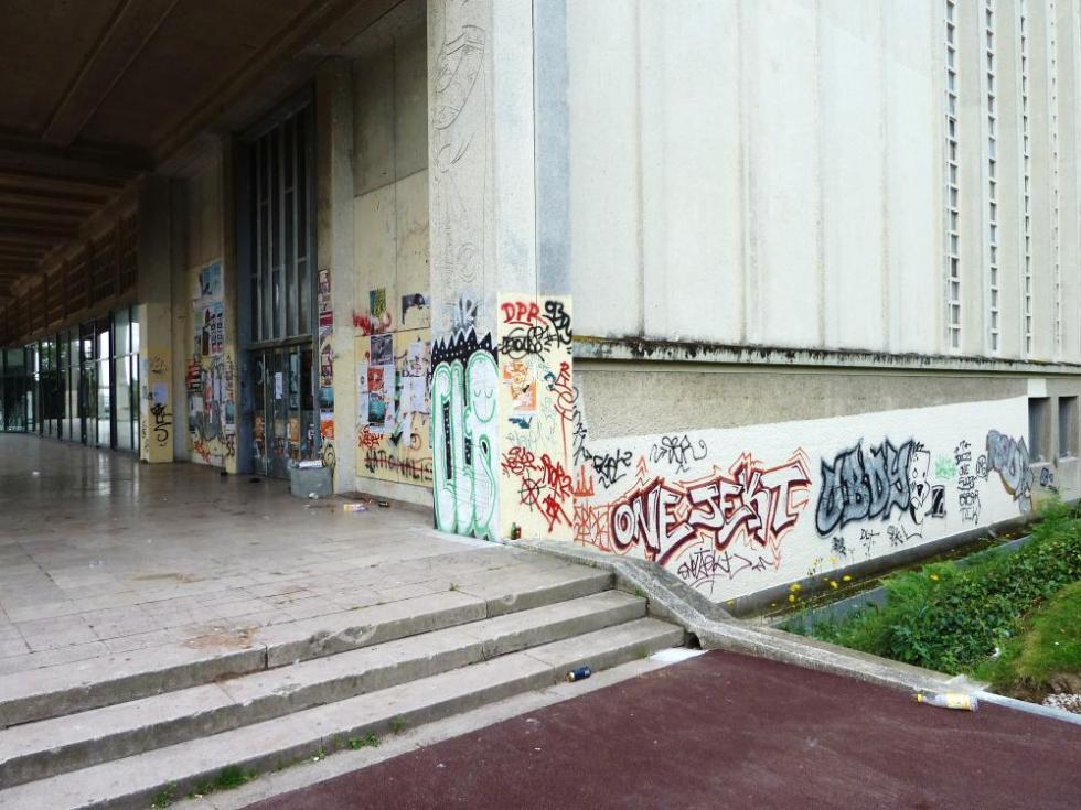 30 juillet 2011, la dégradation ordinaire à la fac.