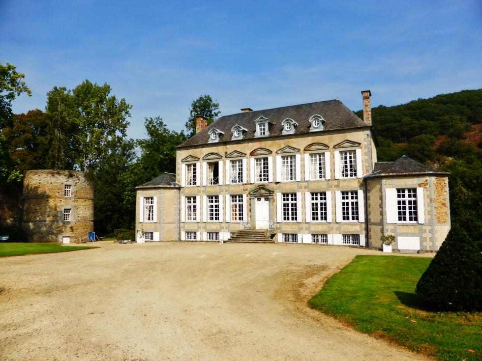 13 septembre 2014, château de La Forêt-Auvray.