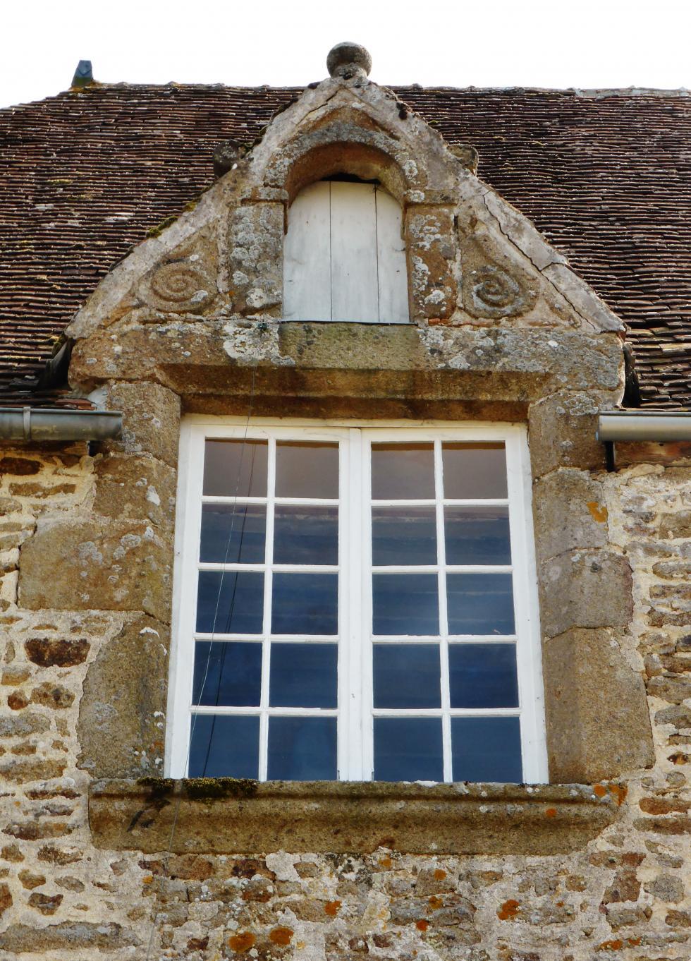 13 septembre 2014, manoir de Sainte-Croix-sur-Orne.
