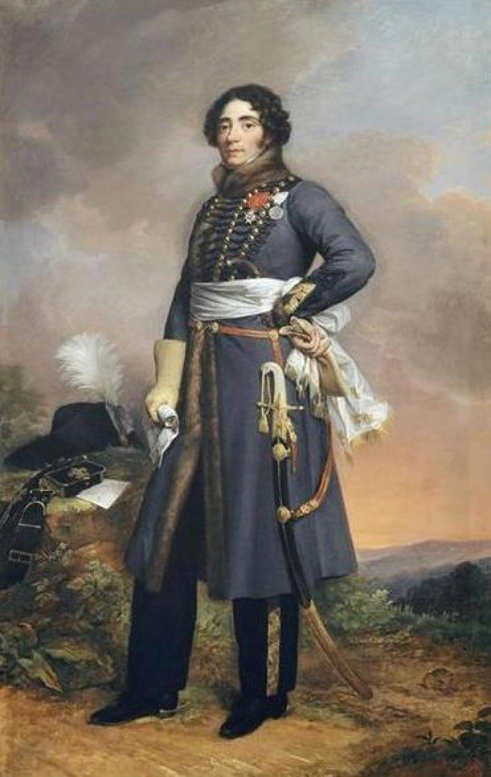 Le général Louis de Frotté.