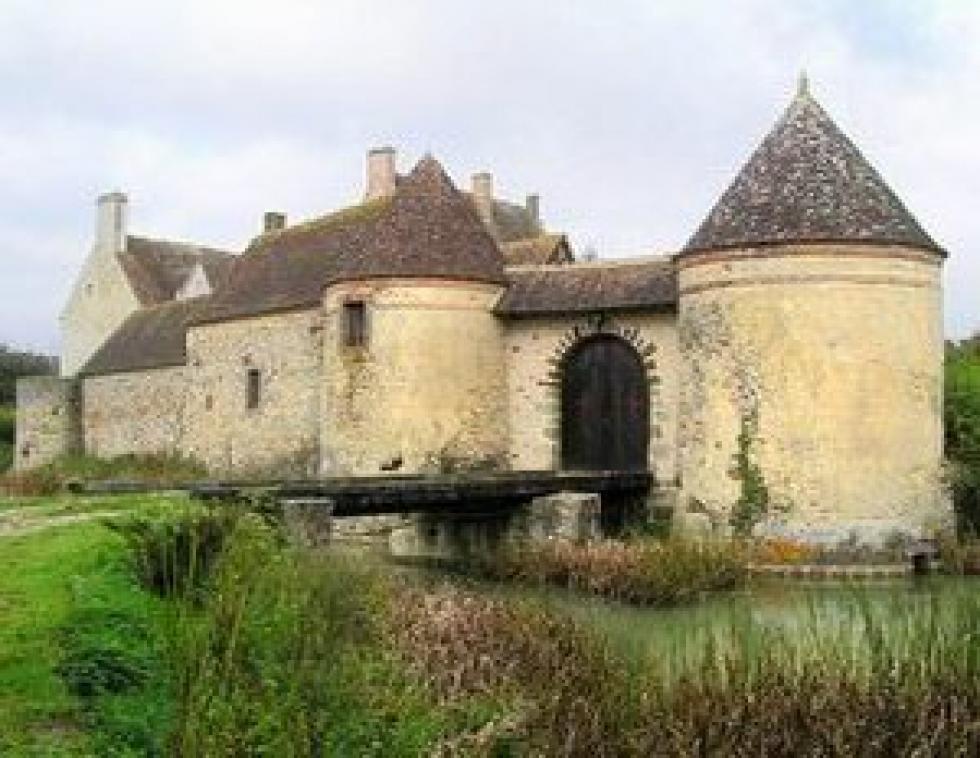 Le château de la Ventrouze.