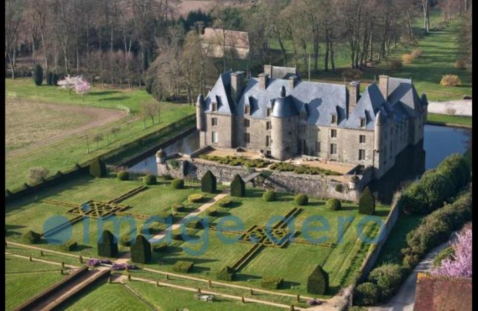 Le château du Repas.