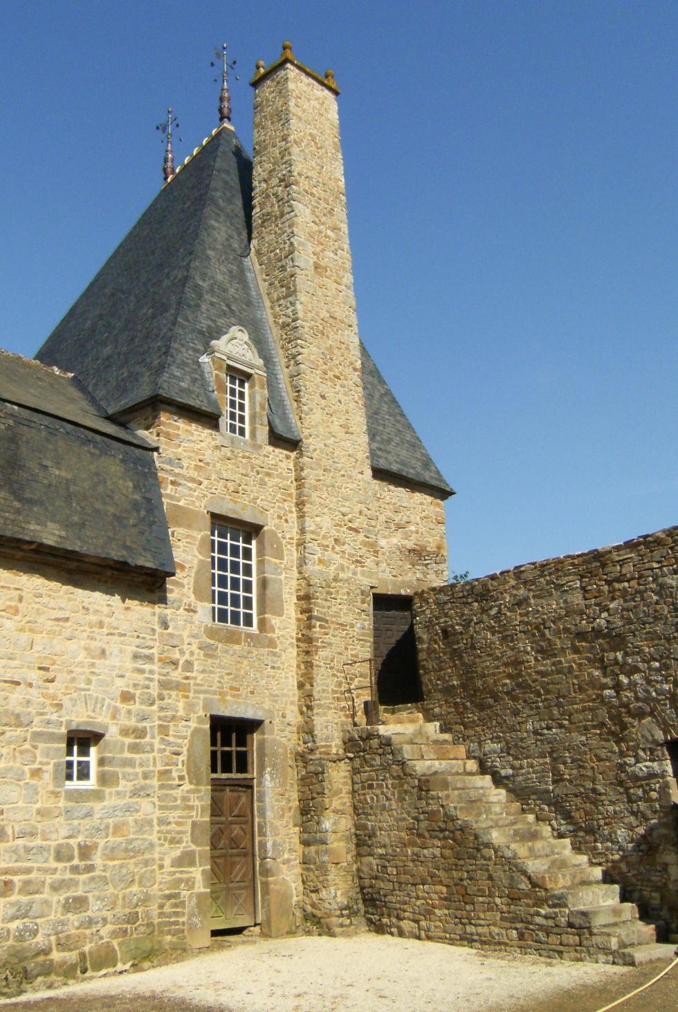 Le pavillon Louis XIII