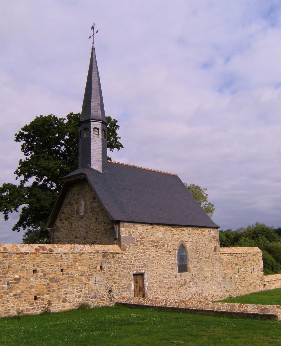 La chapelle Sainte-Anne