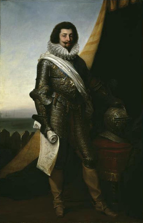 Le maréchal de BASSOMPIERRE.