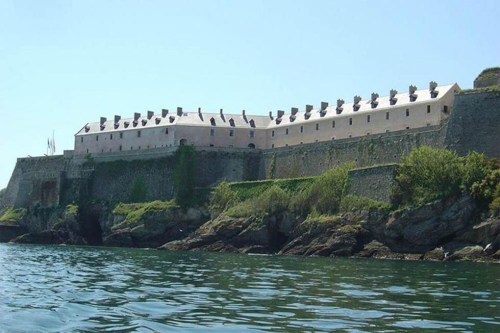Citadelle de Belle-Île-en-Mer.