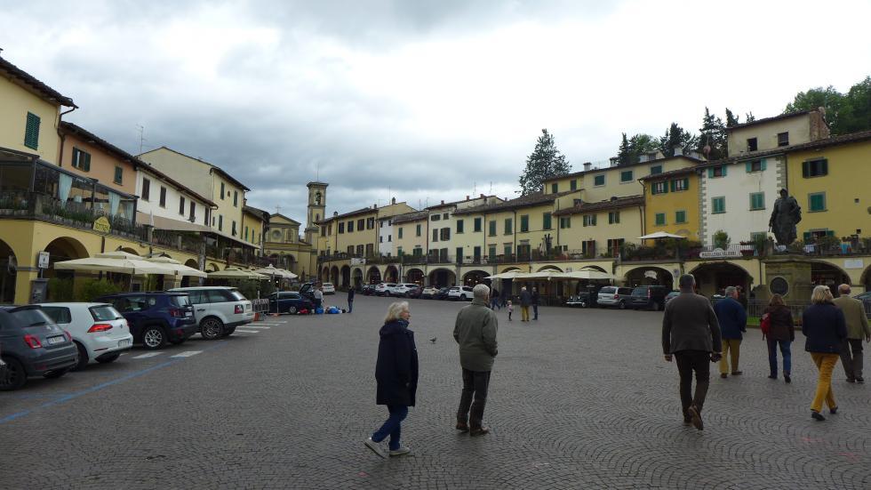 13 mai 2019,Monteriggioni.