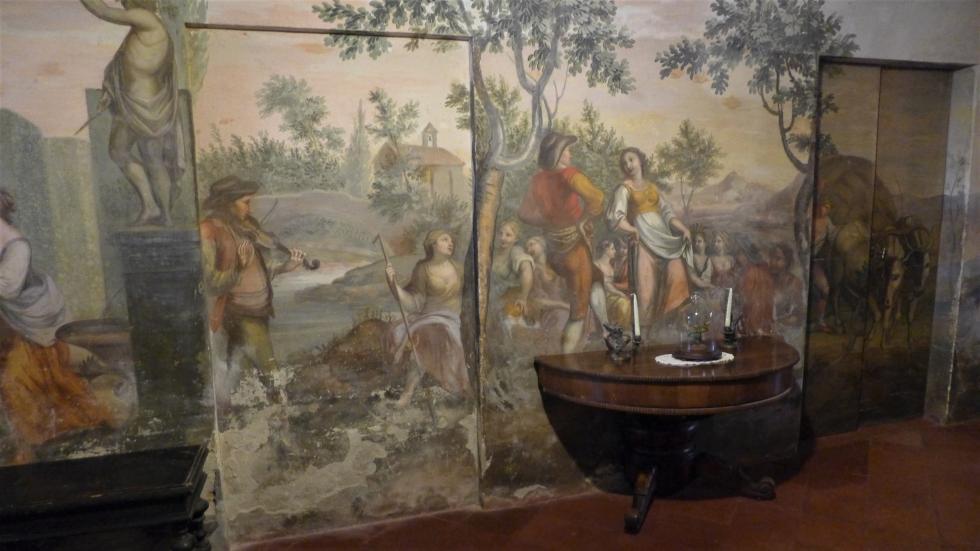 15 mai 2019, Villa di Geggiano.