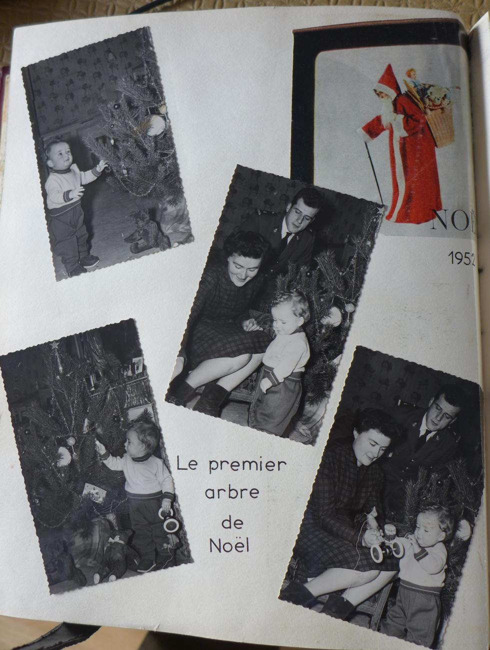 Noël 1952.
