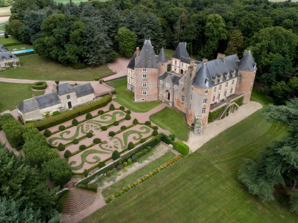 Château de Blancafort.