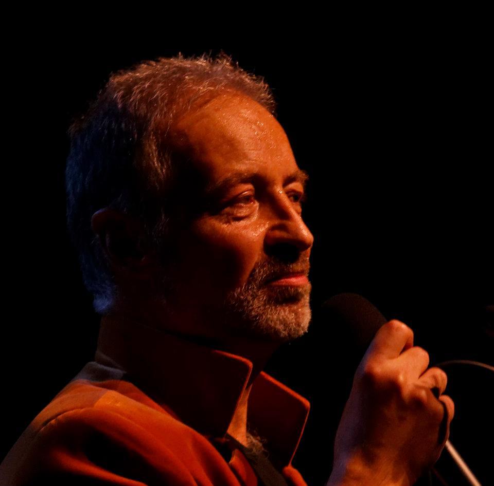 Jean-Pierre ARBON en concert.