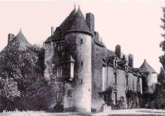 Coëtcandec en 1930.