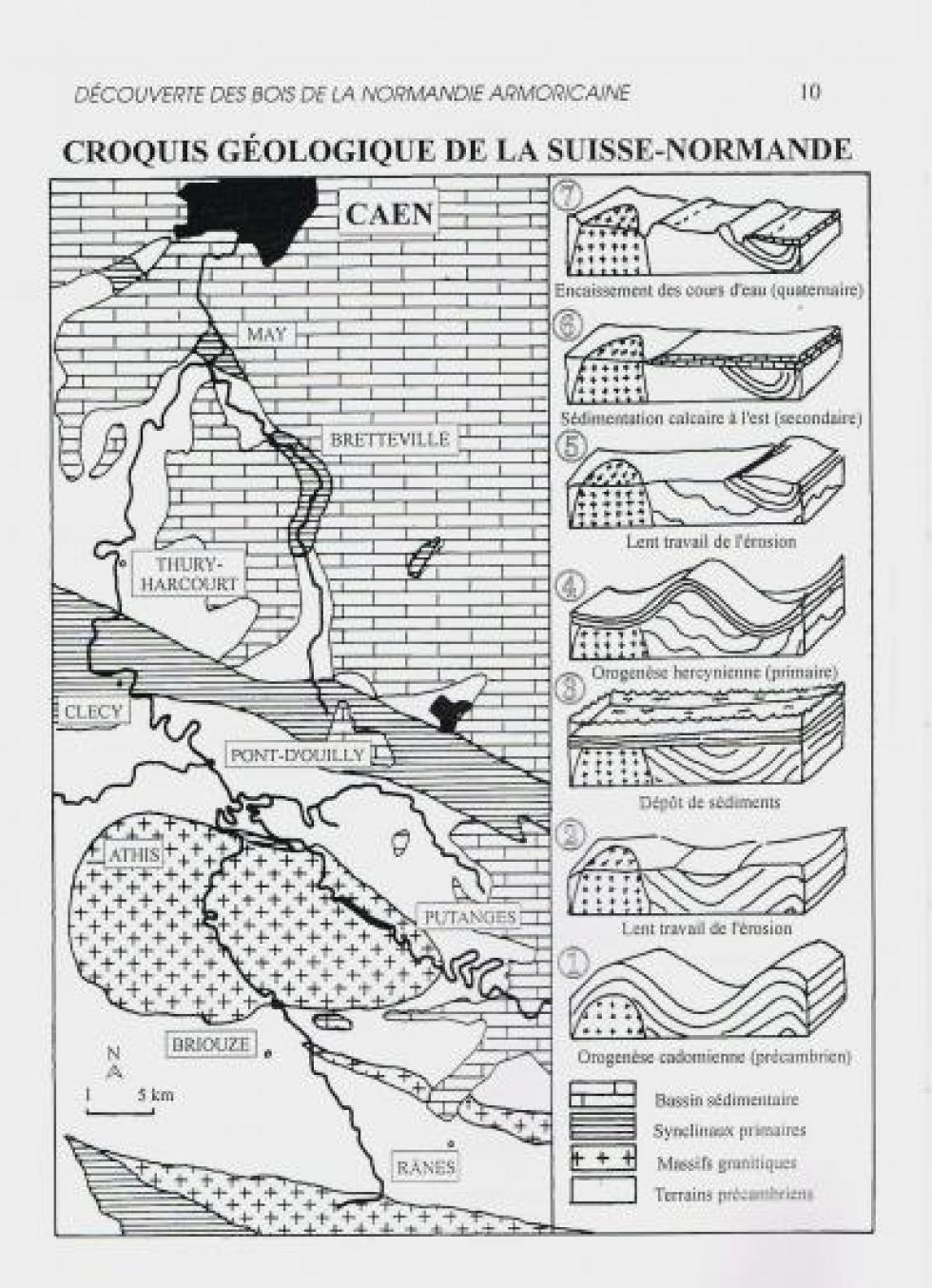 """La zone géographique traitée par le """"Labadille""""."""