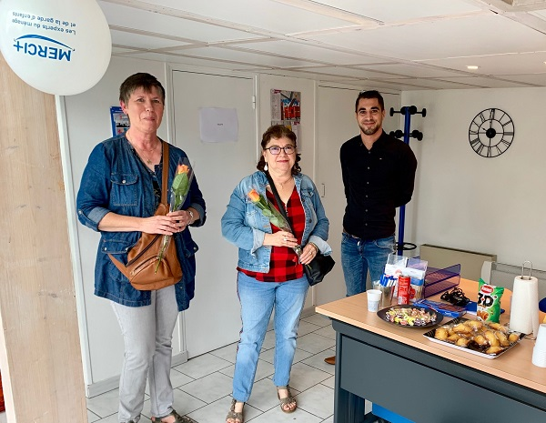 Ménage à domicile: L'agence MERCI+ La Rochelle rencontre ses femmes de ménage