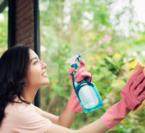 Votre agence de femme de ménage : les services MERCI+