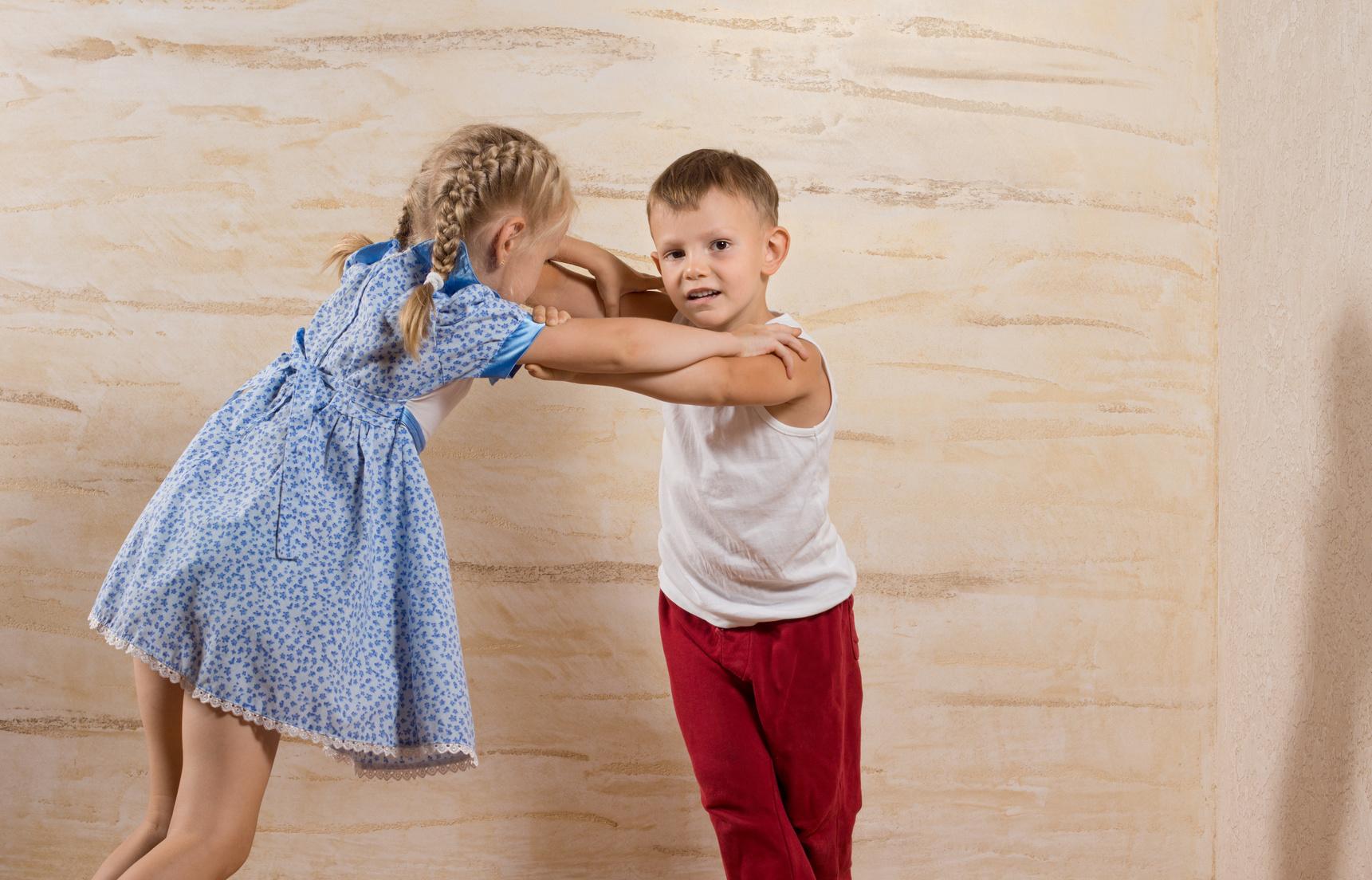 gérer conflits enfants